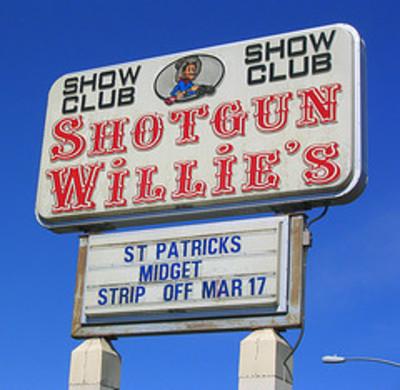 Shotgunwillies