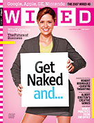 Wired Naked Cover