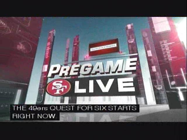 49ersPre_GoldenGateUniversity_Show2.4.13 Part2