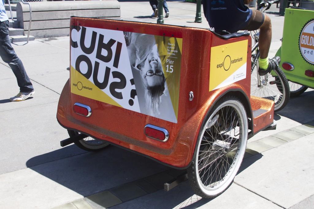 Curious_Pedi Cab