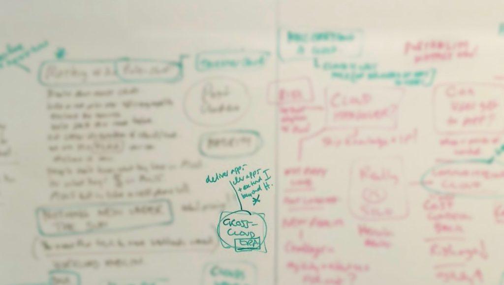 Cross-Cloud era: official first whiteboard.