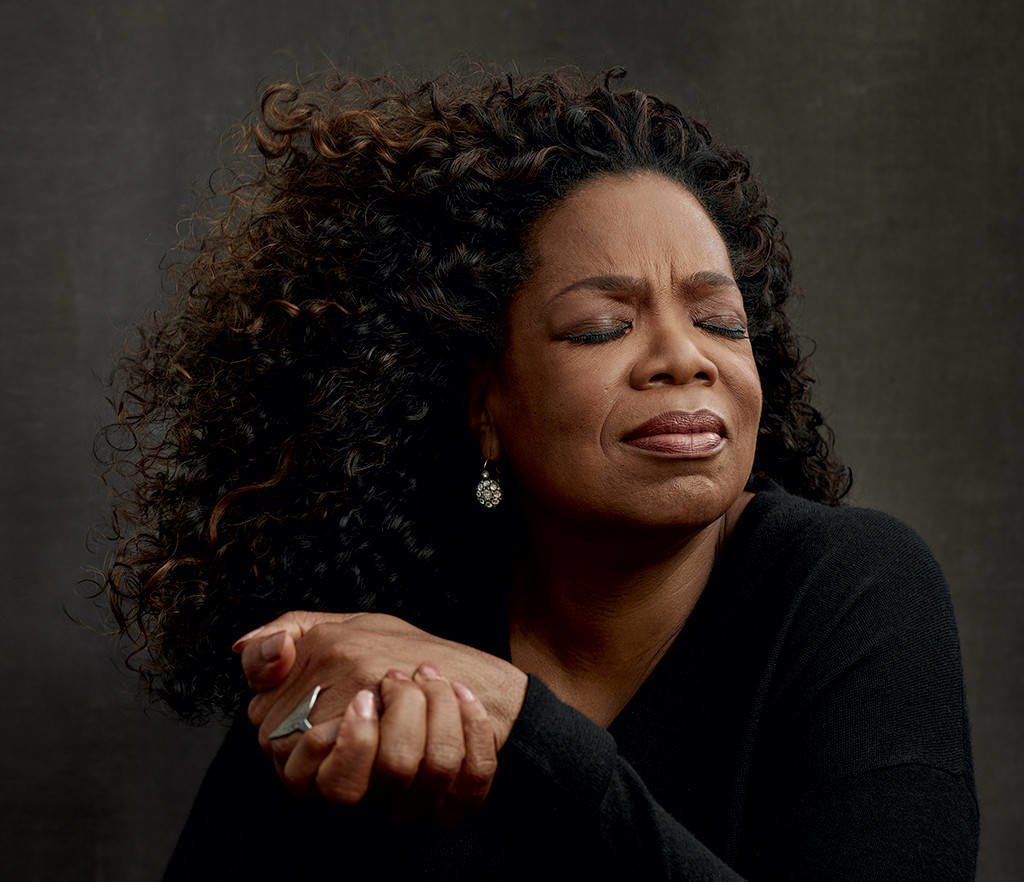 Even Oprah enjoys a good A-ha moment.